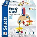 Selecta 61043 ジッパー、Zappel Mehrfarbig