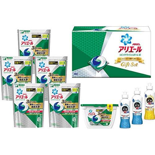 P&G アリエール ジェルボール 部屋干し用ギフトセット (...
