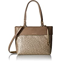 Calvin Klein Patty Signature East/West Tote
