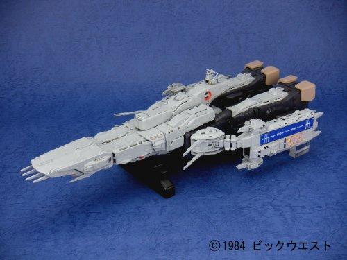 SDF-1 MACROSS (超時空要塞マクロス ~愛・おぼえていますか~) (1/3000スケール 完全変形フィギュア)