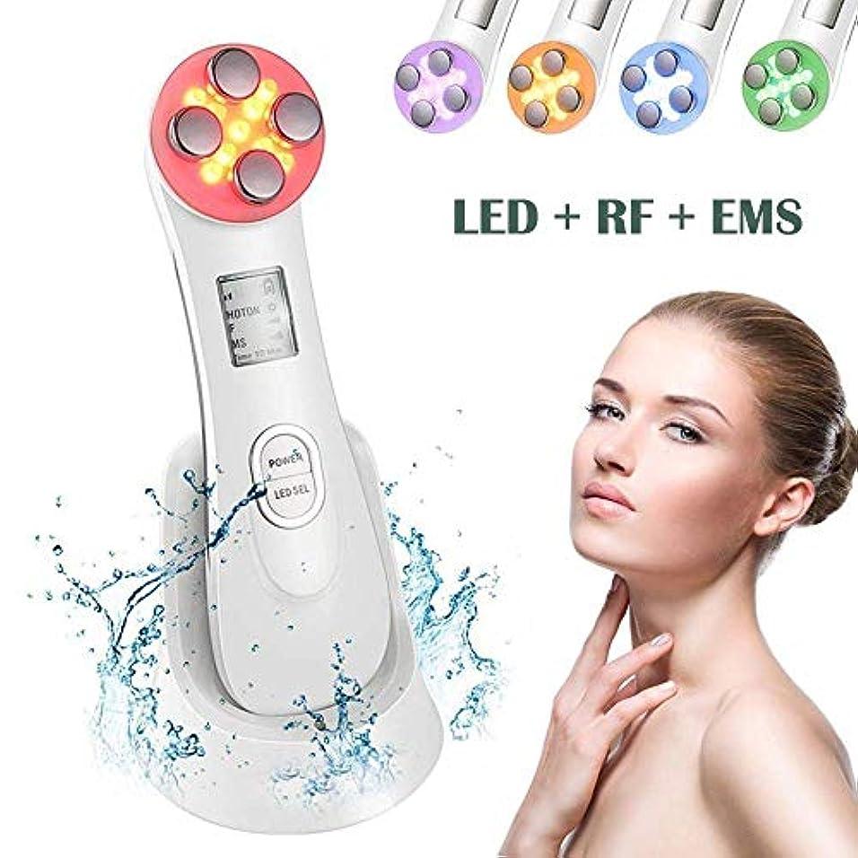 エージェントクルー可塑性美装置、顔LEDの光子のスキンケア機械表面持ち上がることは、目のしわの心配の器械をきつく締めます