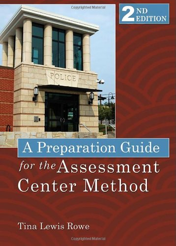 Download A Preparation Guide for the Assessment Center Method 0398087512