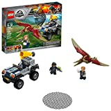 LEGO Jurassic World Pteranodon Chase 75926 Building Kit 126 pieces