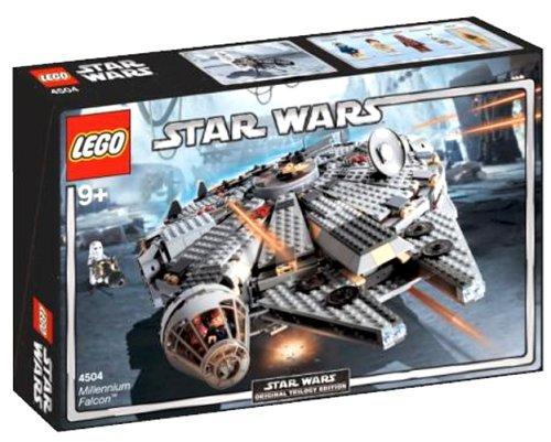 レゴ (LEGO) スター・ウォーズ ミレニアムファルコン 4504