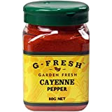 G-Fresh Cayenne Pepper, 80 g