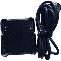 IPOTCH 充電スタンド Garmin Vivoactive専用 USB充電ケーブル スマートウォッチ 充電ドック クレード コンパクト