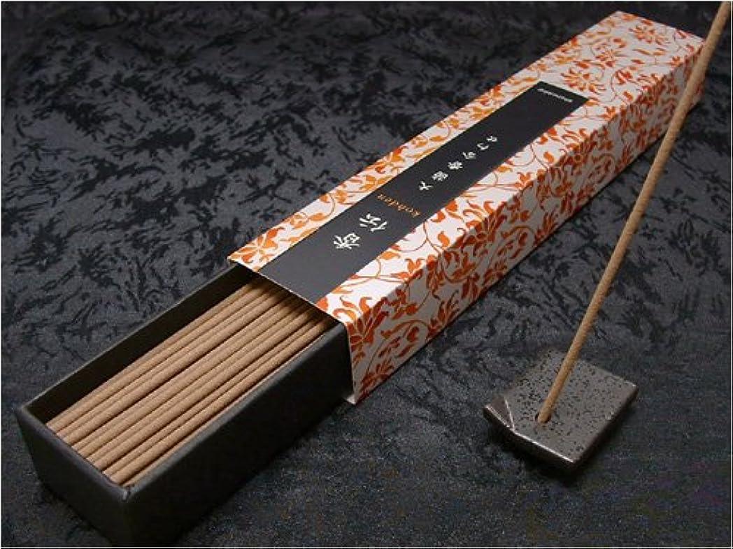 バイソン繊毛飛行機日本香堂のお香 香伝 大茴香合わせ