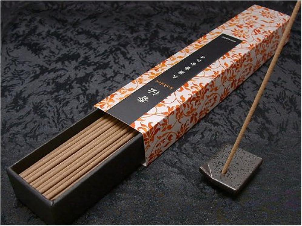 保存ルビースキーム日本香堂のお香 香伝 大茴香合わせ
