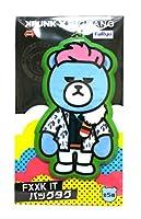 BIGBANG KRUNK FXXK IT バッグタグ T.O.P