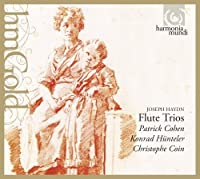 Haydn: Flute Trios by Konrad Hunteler (2013-12-10)