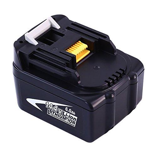 マキタBL1460 電動工具用互換バッテリー BL1460対応 マキタ14.4V 6.0Ah リチウム電池