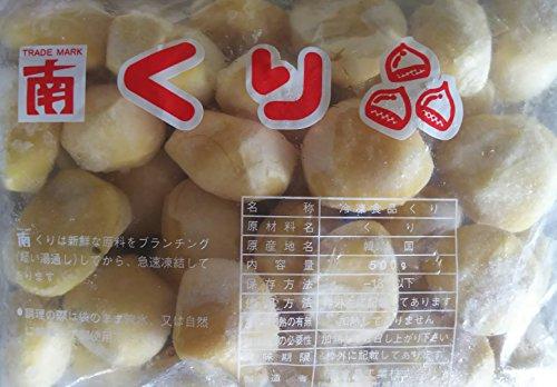 韓国産 一級品 生ムキ栗 500g(約40-45個)加熱してお召し上がりください。剥き