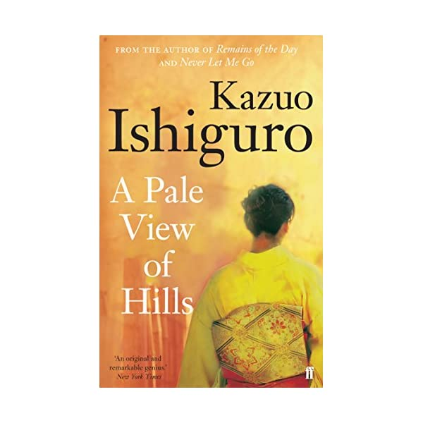 A Pale View of Hillsの商品画像