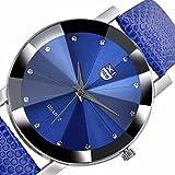 おしゃれ 5色 腕時計 メンズ ウォッチ 男の子 時計 自分用、ビジネスギフト、休暇、誕生日、旅行、記念日などの贈り物に適用(..