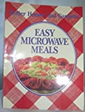 Better Homes and Gardens Easy Microwave Meals