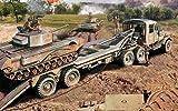 エアフィックス 1/76 イギリス軍 スキャメル パイオニア戦車運搬車 プラモデル X-2301V