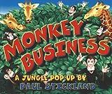 Monkey Business: A Jungle Pop-Up Book