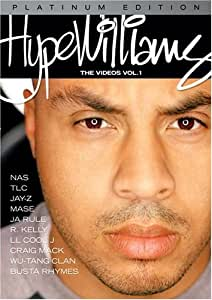 Hype Williams the Videos 1 [DVD] [Import]