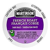 Martinson Coffee French Roast 24 Single Serve RealCups [並行輸入品]
