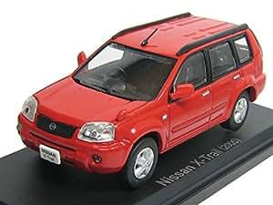 Ixo 1/43 NISSAN X-TRAIL エクストレイル T30型 2005年 赤