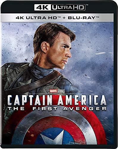 キャプテン・アメリカ/ザ・ファースト・アベンジャー 4K UHD [4K ULTRA HD+ブルーレイ] [Blu-ray]