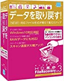 HD革命/FileRecovery Ver.3 Professional 通常版
