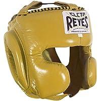 (Small, Yellow) - Cleto Reyes Classic Training Headgear