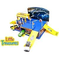 Little Treasuresおもちゃ、Cityパーキングガレージ教育