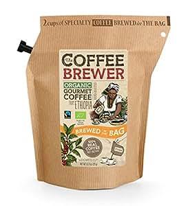 GROWER'S CUP フェアトレードコーヒー(FTO) エチオピア