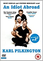 An Idiot Abroad Karl Pilkingto [DVD] [Import]