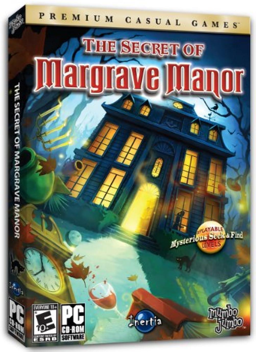 奨励印象的おしゃれなSecret of Margrave Manor (輸入版)