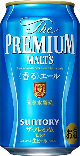 ザ・プレミアム・モルツ 香るエール 350ml×24本