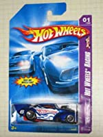 Hot Wheels Racing Series #1 1941 Ford Willys Coupe HW Logo Bottom Base #2007-77 Collectible Collector Car Hot Wheels