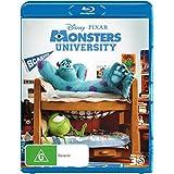 Monsters University  (3D Blu-ray + Blu-ray)