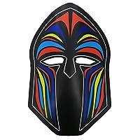 EL 光るマスク ヒューマン