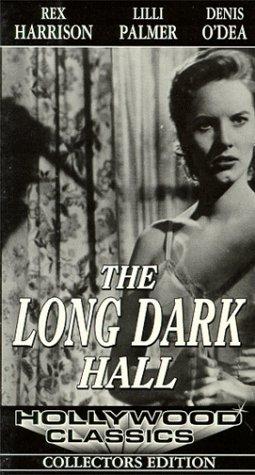 Long Dark Hall [VHS]