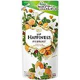 レノア ハピネス 柔軟剤 ナチュラルフレグランスシリーズ アプリコット&ホワイトフローラルの香り 詰め替え 400mL