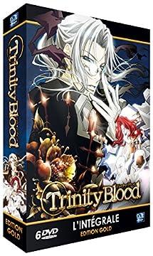 トリニティ・ブラッド コンプリート DVD-BOX (全24話) [Import] [PAL]