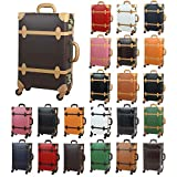 MOIERG(モアエルグ) キャリーバッグ 3年保証 キャリーケース スーツケース 軽量 修学旅行 11色3サイズ