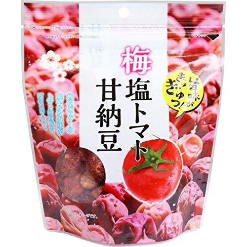 梅塩トマト甘納豆 130gかける×3個