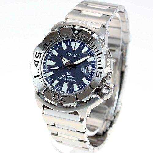 [セイコー]SEIKO プロスペックス PROSPEX 限定モデル ダイバースキューバ ダイバーズウォッチ メカニカル 自動巻き 腕時計 メンズ SZSC003