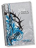 【並行輸入品】2014 Black Thorns INSPIRATIONAL Christian Grace January 2014 Through December 2014 Calendar D