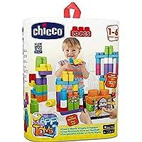 Chicco - Jeu de construction - app Blocks Set - 70 Pieces [並行輸入品]