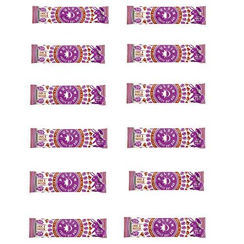パルサン フルーティーオーツバー チョコレーズン 25g ×12個