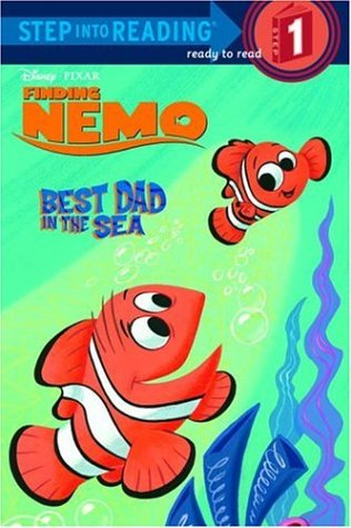 Best Dad In the Sea (Disney/Pixar Finding Nemo) (Step into Reading)の詳細を見る