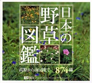 日本の野草図鑑 高原から海辺まで874種