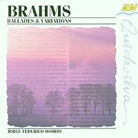 Brahms;Four Ballades