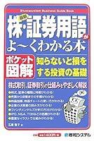 ポケット図解 最新株・証券用語がよ~くわかる本 (Shuwasystem Business Guide Book)