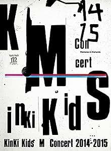 KinKi Kids Concert 「Memories & Moments」(初回仕様) [DVD]
