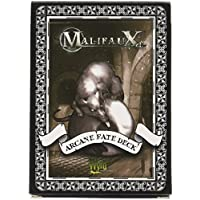 Wyrd Miniatures Black and White Arcane Fate Deck Model Kit